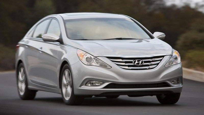 У Хендай Соната (Hyundai Sonata) две новые комплектации