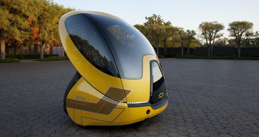 Началась работа над созданием концепт-кара следующего поколения под названием EN-V