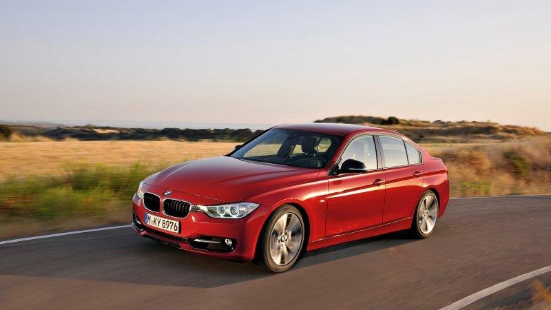 БМВ 3 (BMW 3) нового поколения скоро в продаже