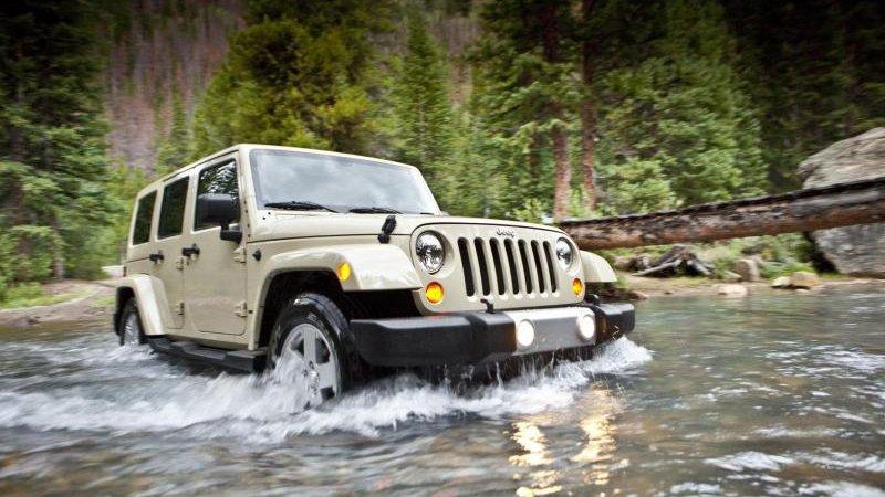 У Джипа (Jeep) новый дизельный мотор