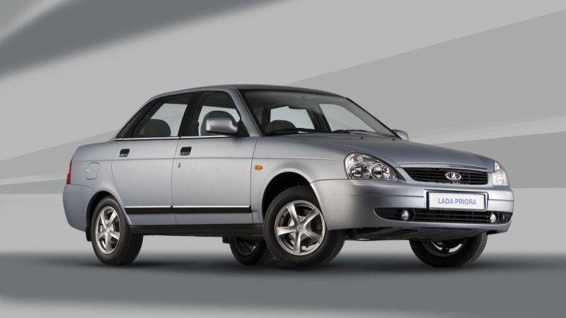 Лада Приора получит мотор Рено-Ниссан (Renault-Nissan)