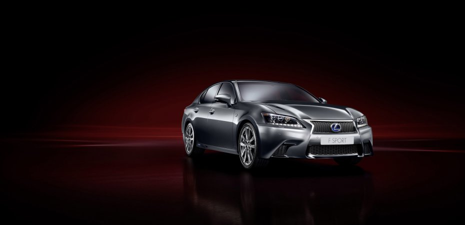 Лексус (Lexus) представит новый GS 450h F Sport на автошоу SEMA