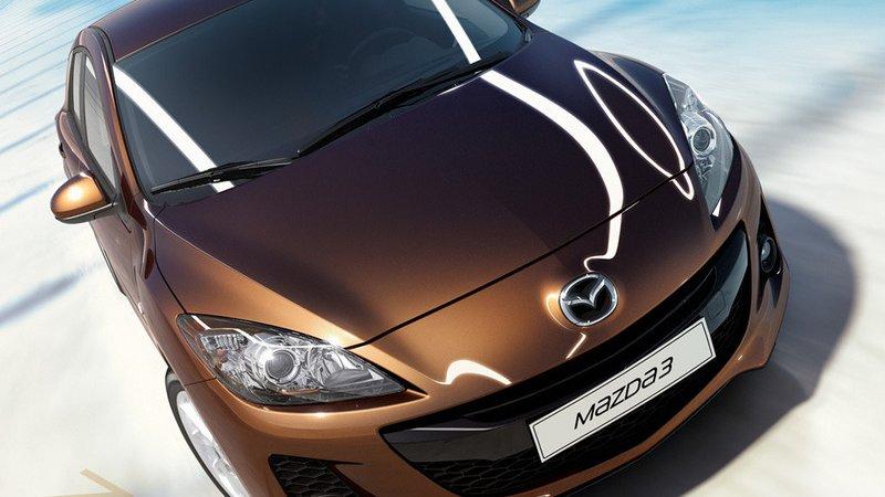 Мазда 3 (Mazda3) обновилась
