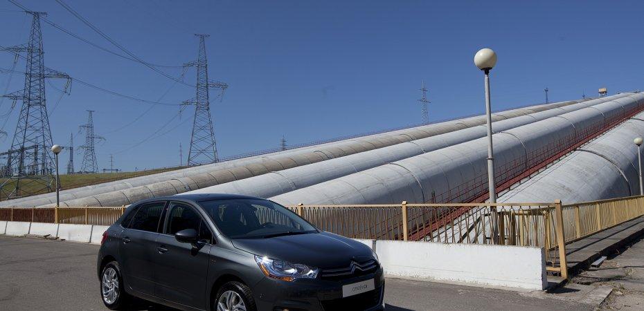 Дизель Ситроен С4 е-HDi (Citroen C4 е-HDi) появится в России