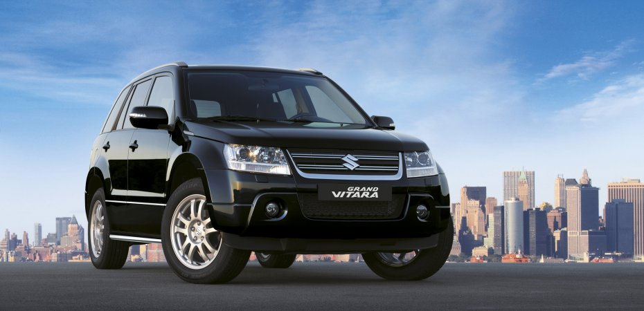 Цены на спецверсию Сузуки Гранд Витара (Suzuki Grand Vitara) SE и Exclusive