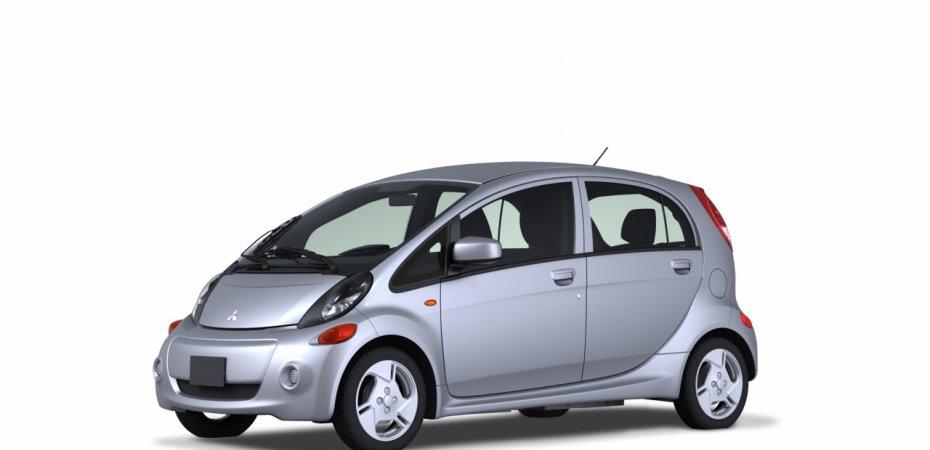 В России покупают электрокары Митсубиси И-Мив (Mitsubishi i-MiEV)