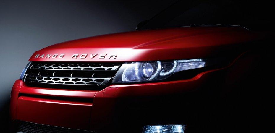 Рендж Ровер Эвог (Range Rover Evoque) - Автомобиль года 2011