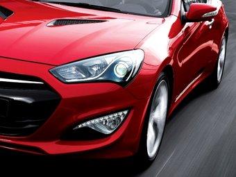 Новое поколение Хендай Генезис Купе (Hyundai Genesis Coupe)