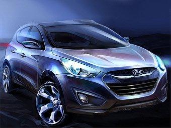 Hyundai рассекретила преемника Tucson