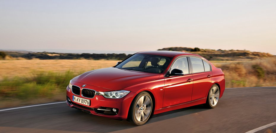 Объявлены цены на новый БМВ (BMW) 3 серии