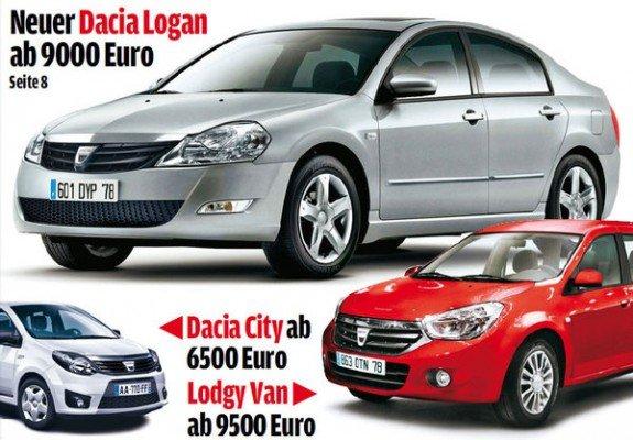 Рено Логан (Renault Logan) второго поколения