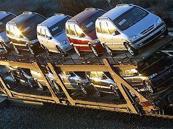 Импорт авто в РФ за июль упал в 4 раза