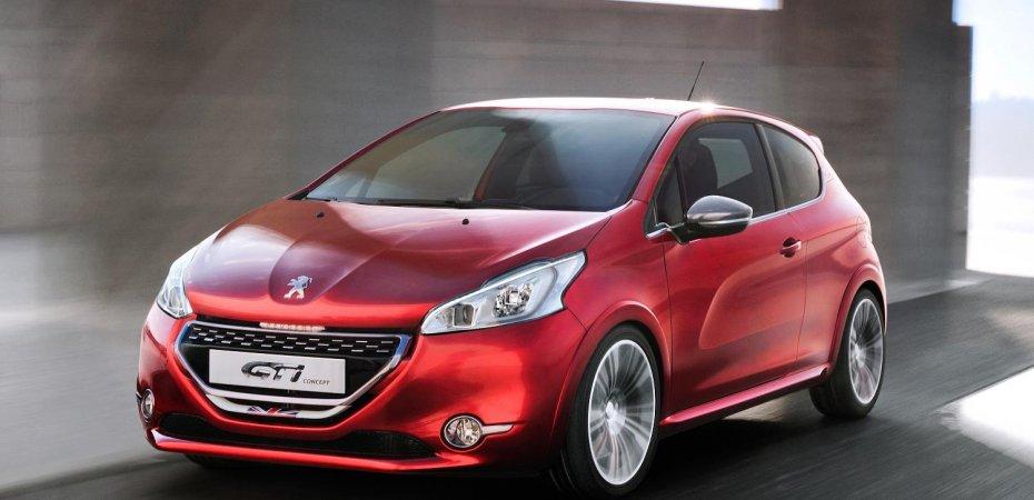 Peugeot представляет два новых концепт-кара – XY Concept и GTi Concept