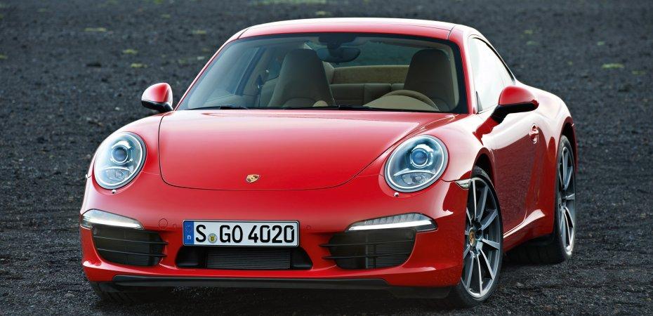 Старт продаж новой Порше 911 в России