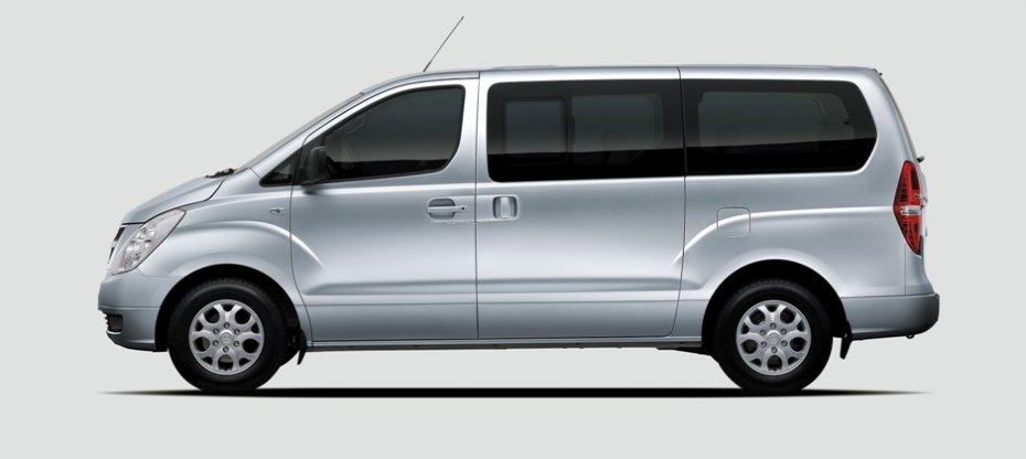 Официальные цены на минивэн Hyundai H-1