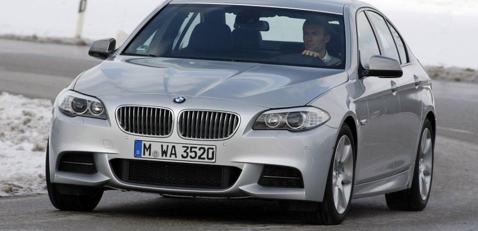 Новинки BMW на автосалоне в Женеве