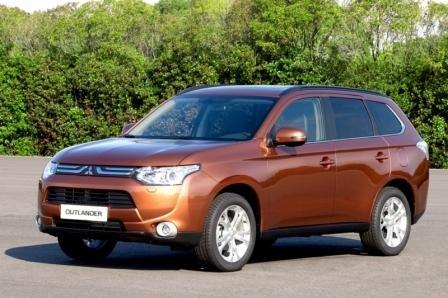 Новый Mitsubishi Outlander – мировая премьера в Женеве