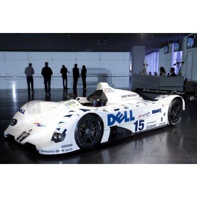 Таинственный 3D-ребус в Музее BMW