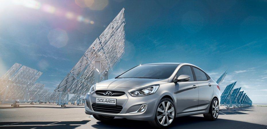 Хендай Солярис завоевал премию «Автомобиль года 2012»