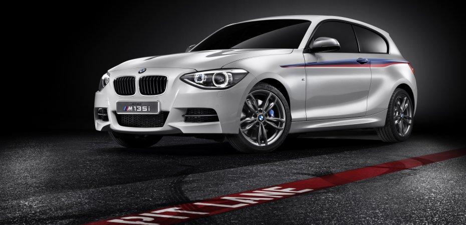 Прирожденный спортсмен: концепт BMW M135i