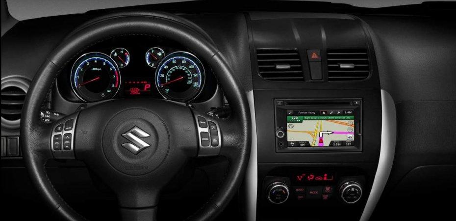 Сузуки и Garmin представили новую систему для автомобилей