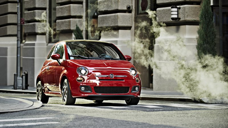 Фиат 500: манифест нового Fiat
