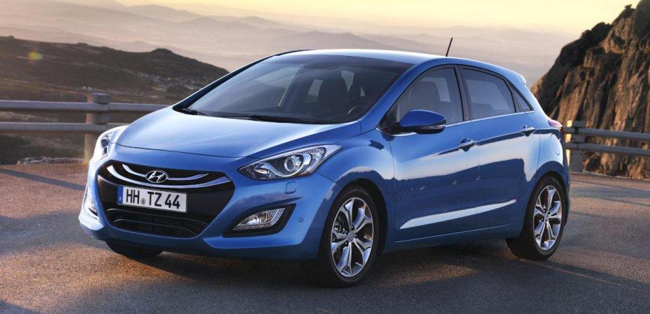 Хендэ объявляет цены на новую модель Hyundai i30
