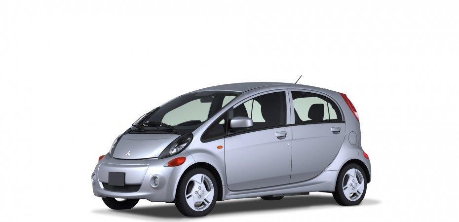 В Екатеринбурге стартовали продажи электромобиля Mitsubishi i-MiEV