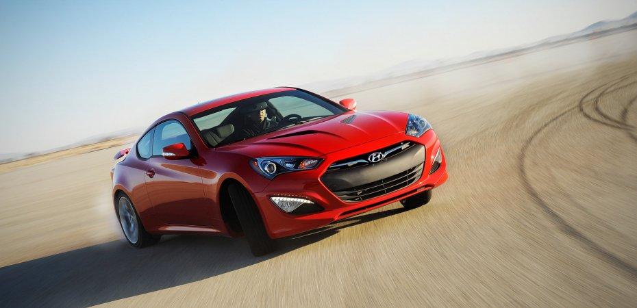 Хендай объявляет цены на новую модель Hyundai Genesis Coupe