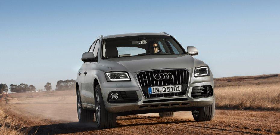 Стремительный и мощный – обновленный Audi Q5