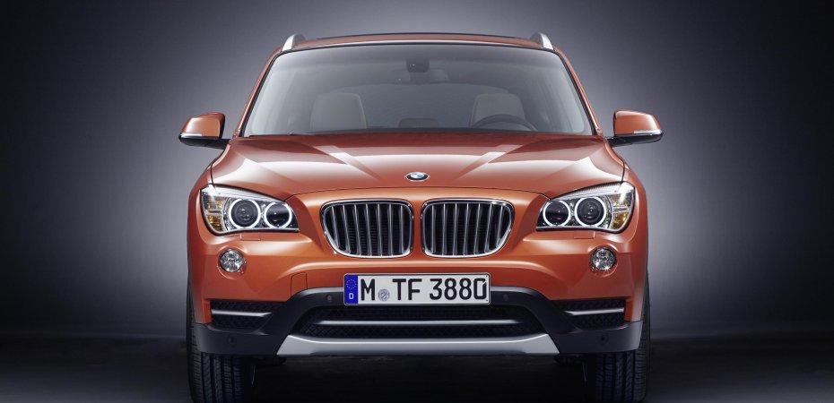 BMW представляет новый BMW X1