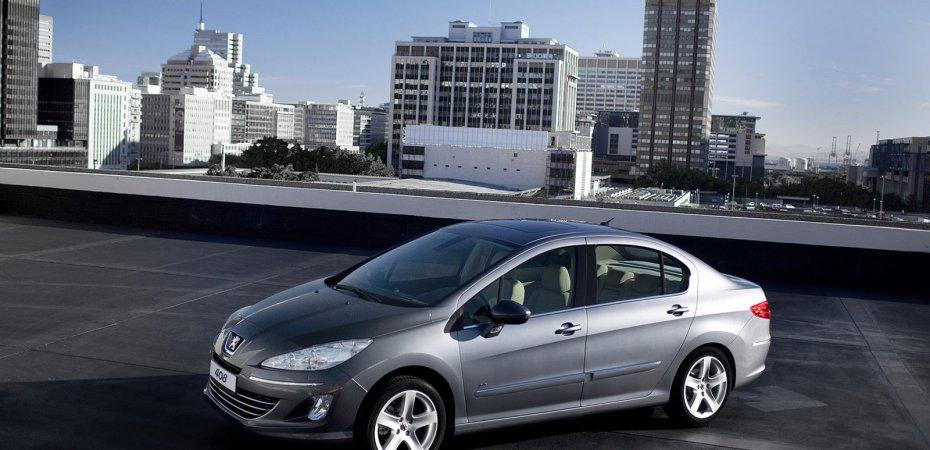 Peugeot официально представила свою новую модель Peugeot 408