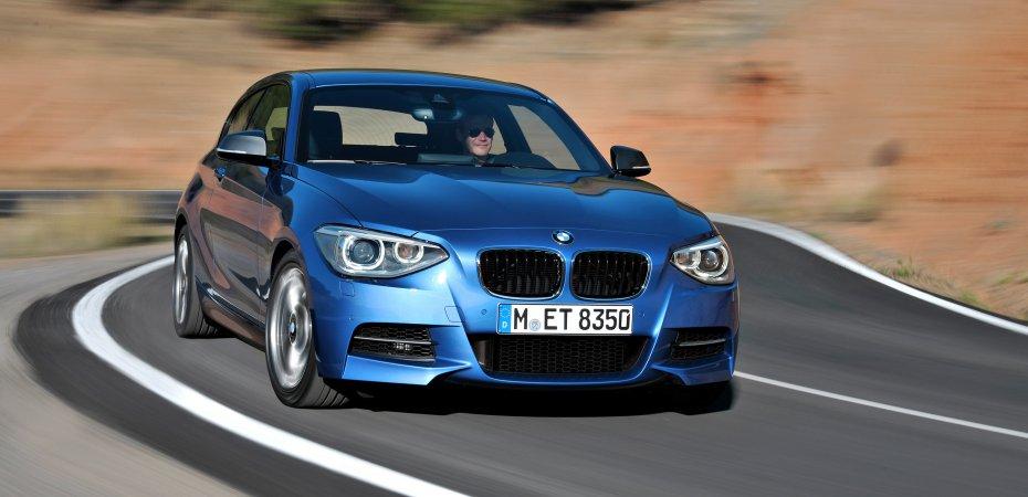 Новый BMW 1 серии 3 двери