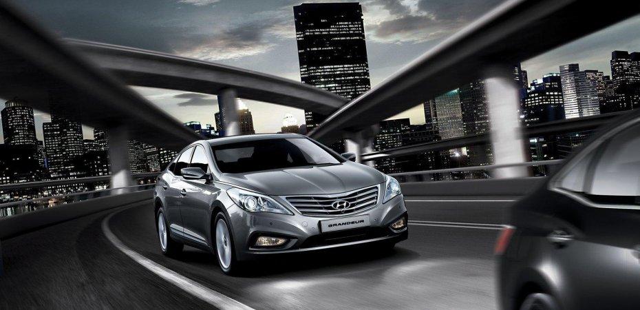Хендай объявляет цены на новую модель Hyundai Grandeur