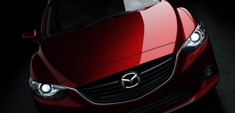 Мировая премьера седана Mazda 6