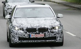Какой будет новая BMW 5-серии