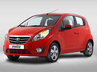В Корее дебютировал новый Daewoo Matiz