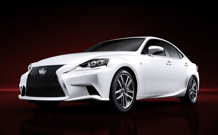 Lexus IS подешевел