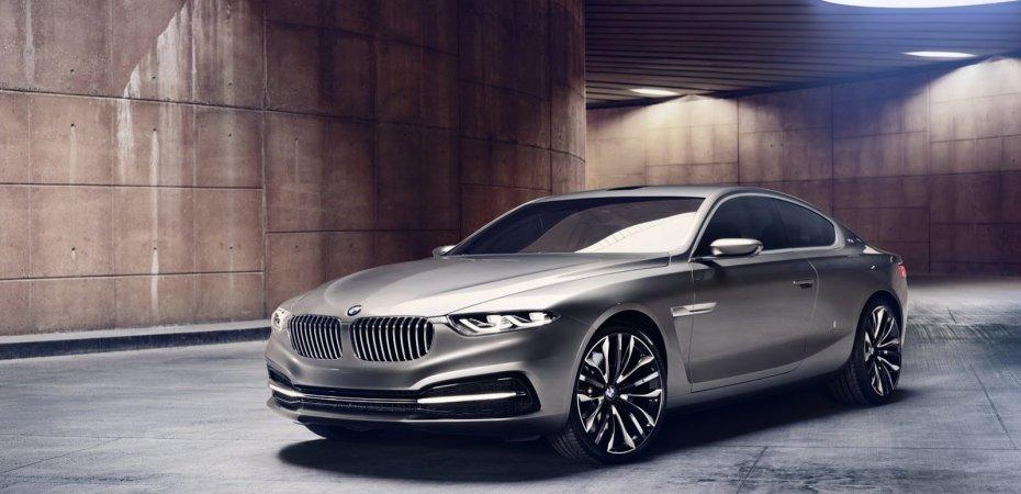 BMW 8 вернется