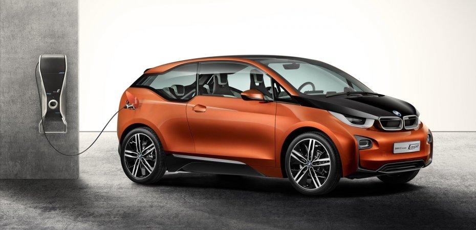BMW i3 заказало 100 тысяч человек
