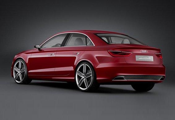 Первый Audi A3 седан сошел с конвейера