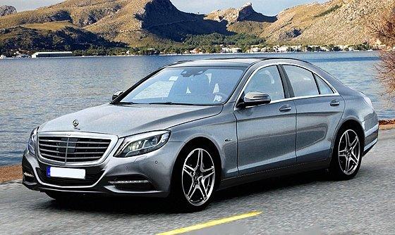 Новый Mercedes S - от 4,2 млн. рублей