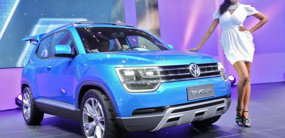 Volkswagen Taigun будет стоить от 600 тыс. рублей