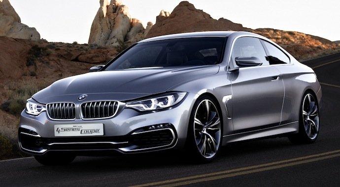 BMW 4 от 184 л.с.