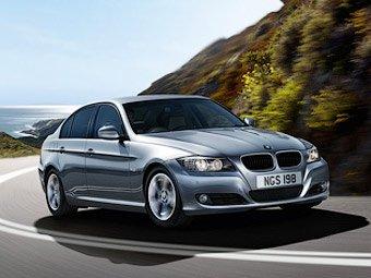Новая версия BMW 320d расходует всего 4,1 л на 100 км