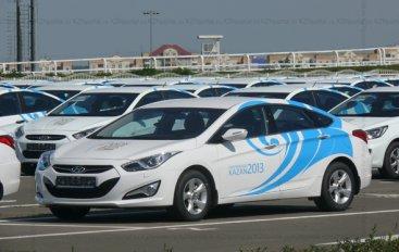 Универсиада на Hyundai