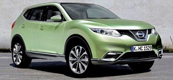 Nissan Qashqai 2 почти в продаже