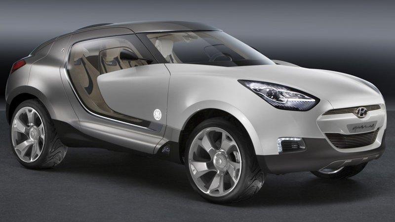 Hyundai готовит конкурента Nissan Juke