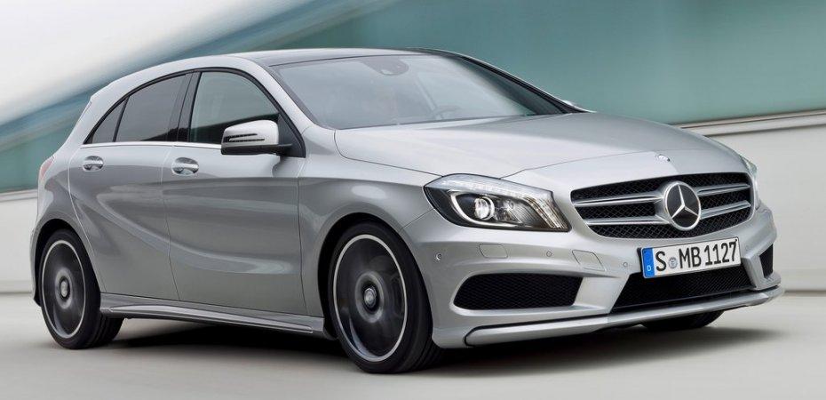 ЕС запретил продажи Mercedes