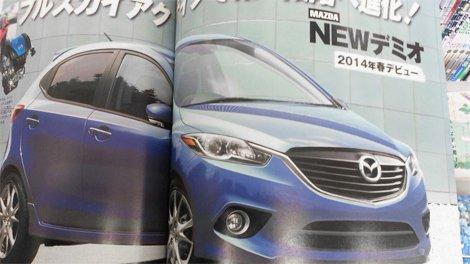 Новая Mazda2 скоро в продаже